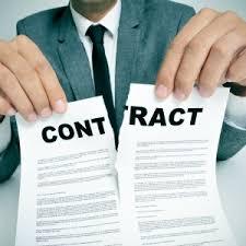 ontbindende voorwaarden tijdelijk arbeidsovereenkomst